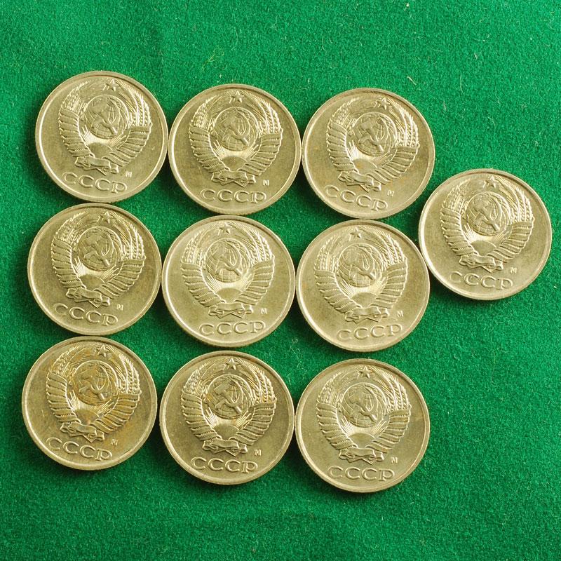 Поделки из монет 10 копеек 63